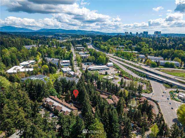3517 109th Place NE #3, Bellevue, WA 98004 (MLS #1770378) :: Brantley Christianson Real Estate