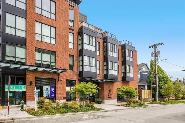 308 N 68th Street #304, Seattle, WA 98103 (#1770531) :: M4 Real Estate Group