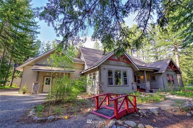 651 Evergreen Valley Loop Road, Lake Cle Elum, WA 98940 (#1772243) :: Northwest Home Team Realty, LLC