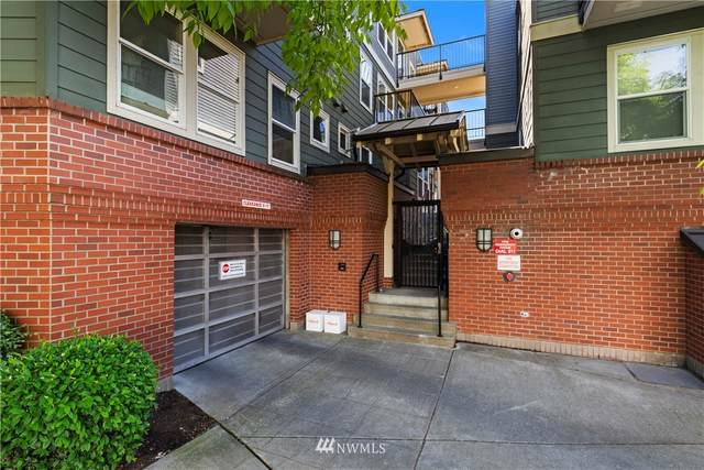 2101 N 55th Street #308, Seattle, WA 98103 (#1772824) :: Pickett Street Properties