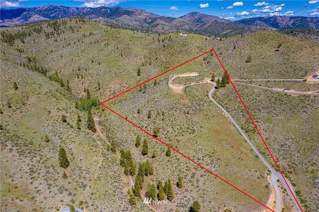 1547 Santana Drive, Manson, WA 98831 (MLS #1772850) :: Community Real Estate Group