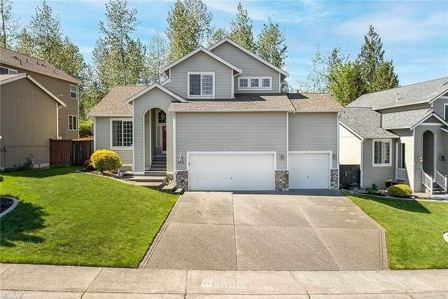 8211 212st Avenue E, Bonney Lake, WA 98391 (#1773371) :: Keller Williams Realty