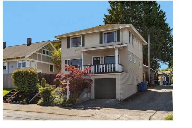 15 Smith, Seattle, WA 98109 (#1774293) :: Northern Key Team