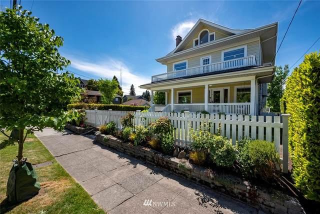 2003 4th Avenue N, Seattle, WA 98109 (#1778088) :: Ben Kinney Real Estate Team