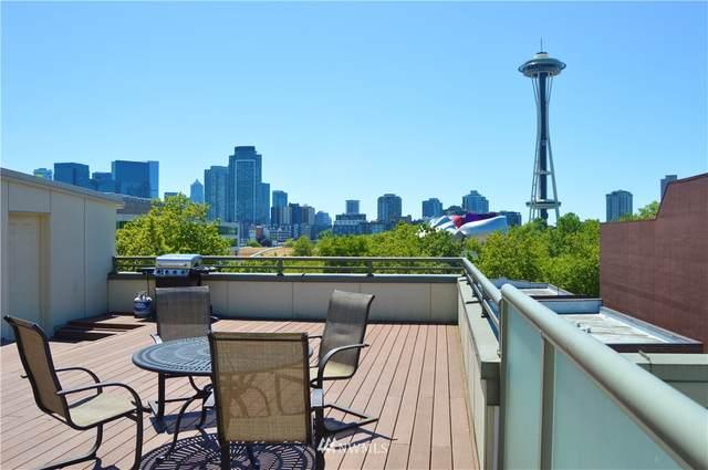 621 5th Avenue N #303, Seattle, WA 98109 (#1778396) :: TRI STAR Team   RE/MAX NW