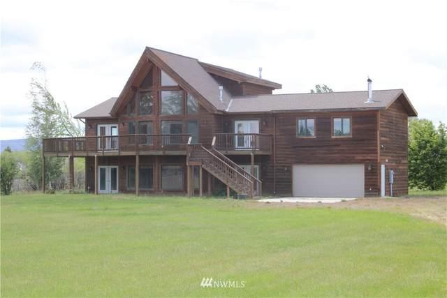 2501 Wilson Creek Road, Ellensburg, WA 98926 (#1779845) :: Keller Williams Western Realty