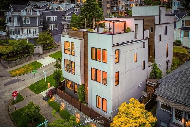 1000 5th Ave N, Seattle, WA 98109 (#1781028) :: Ben Kinney Real Estate Team