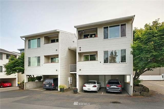 20301 19th Avenue NE #412, Shoreline, WA 98155 (#1781659) :: McAuley Homes