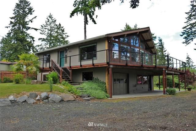 421 E Treasure Island Drive, Allyn, WA 98524 (#1781669) :: Keller Williams Western Realty