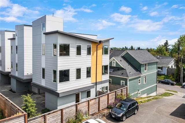 821 24th Avenue S, Seattle, WA 98144 (#1782373) :: Better Properties Lacey