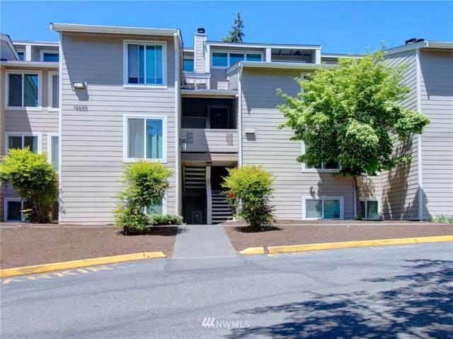 19855 25th Avenue NE #208, Shoreline, WA 98155 (#1782922) :: McAuley Homes