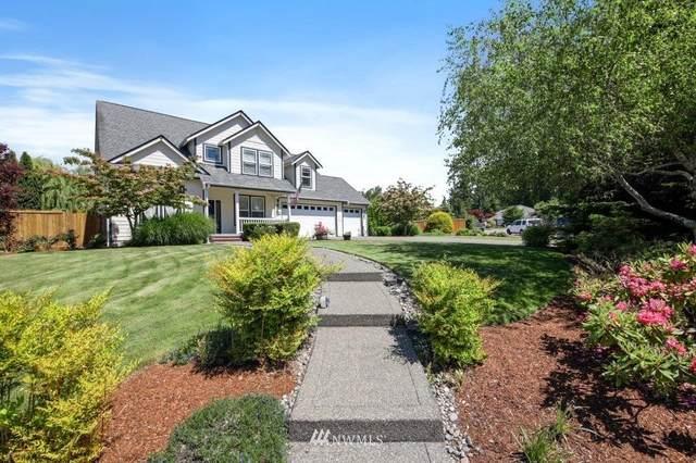 8930 Bedington Drive SE, Olympia, WA 98513 (#1785356) :: Keller Williams Western Realty