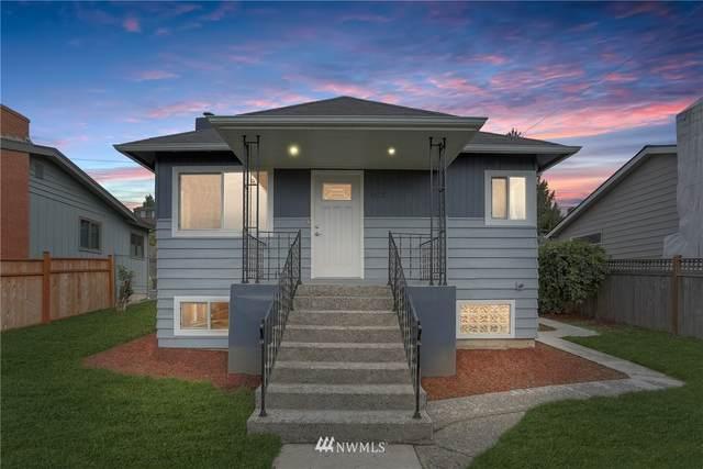 4722 47th Avenue SW, Seattle, WA 98116 (#1785597) :: Better Properties Real Estate
