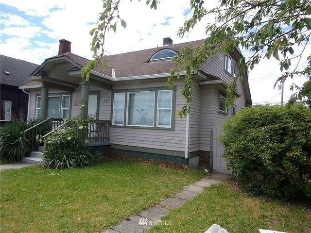 2120 S J, Tacoma, WA 98405 (#1786219) :: Ben Kinney Real Estate Team