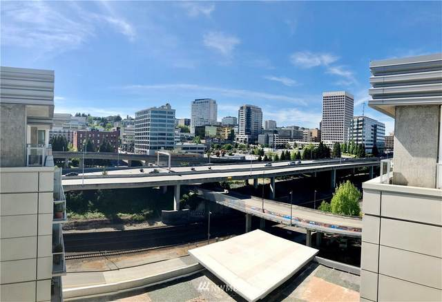 1515 Dock Street #905, Tacoma, WA 98402 (#1786764) :: Lucas Pinto Real Estate Group