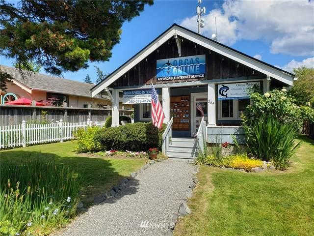 254 North Beach Road, Orcas Island, WA 98245 (#1786848) :: Keller Williams Western Realty