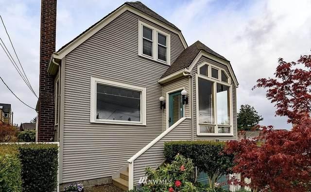 504 N 68th Street, Seattle, WA 98103 (#1787201) :: Keller Williams Western Realty