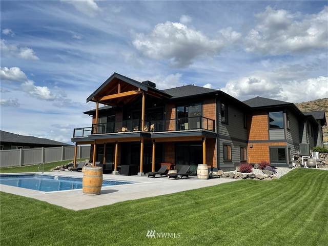 1 S Shore Drive, Orondo, WA 98843 (#1787270) :: Better Homes and Gardens Real Estate McKenzie Group