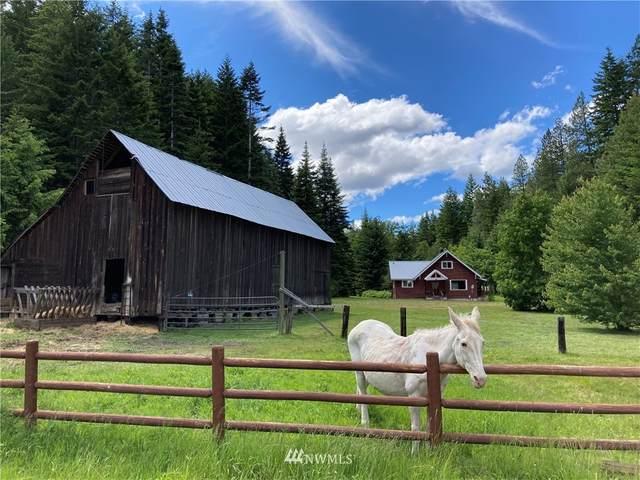 500 Fowler Creek Road, Cle Elum, WA 98922 (#1788486) :: Keller Williams Western Realty