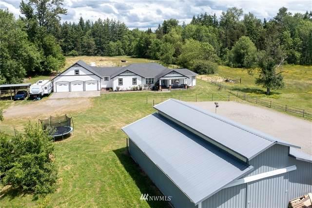 13036 Vail Road SE, Yelm, WA 98597 (MLS #1788649) :: Reuben Bray Homes