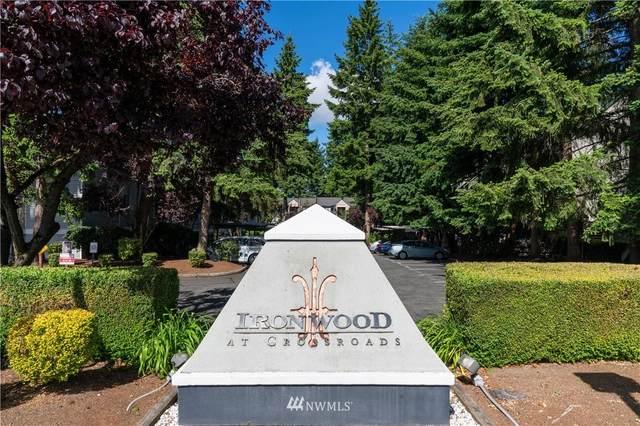 1011 156TH Avenue NE C119, Bellevue, WA 98007 (#1788846) :: NW Homeseekers