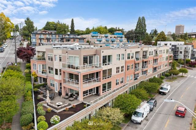 3900 2nd Avenue NE #201, Seattle, WA 98105 (#1789077) :: Better Homes and Gardens Real Estate McKenzie Group