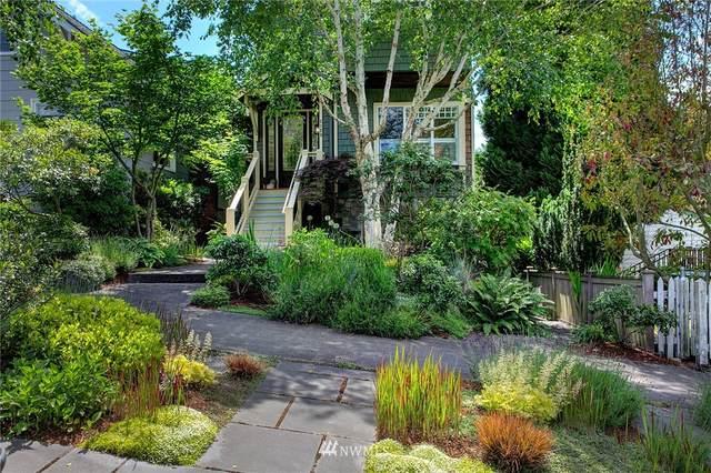 2129 N 62nd Street, Seattle, WA 98103 (#1789537) :: Keller Williams Western Realty