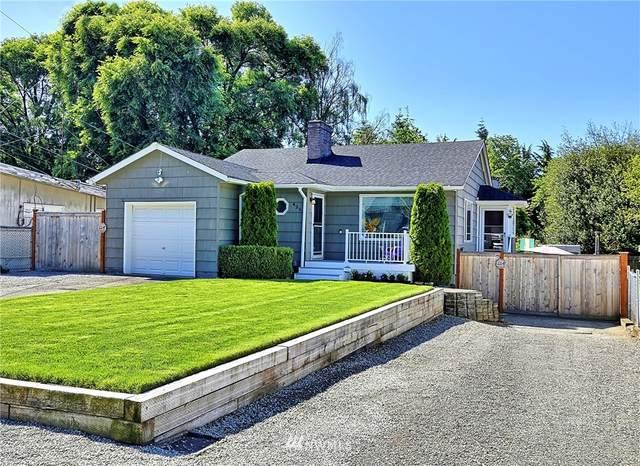 425 S 150th Street, Burien, WA 98148 (#1791544) :: Ben Kinney Real Estate Team