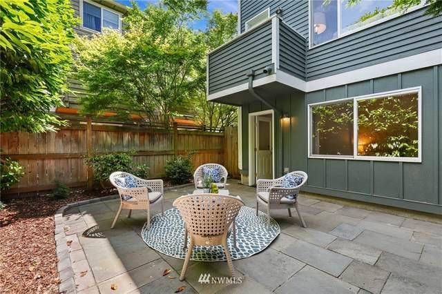 3012 NW 85th Street C, Seattle, WA 98117 (#1791686) :: Beach & Blvd Real Estate Group