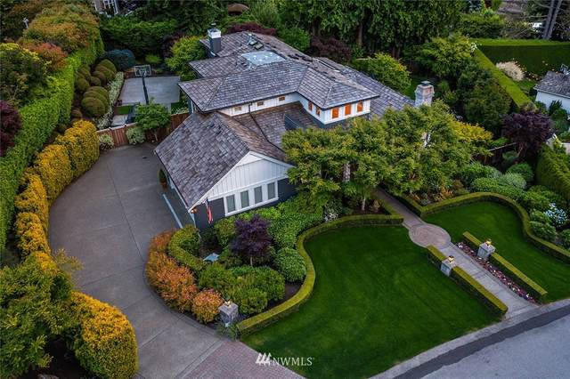 8915 NE 13th Street, Clyde Hill, WA 98004 (#1792522) :: The Kendra Todd Group at Keller Williams