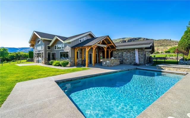 244 Vineyard Drive, Orondo, WA 98843 (#1793670) :: Lucas Pinto Real Estate Group