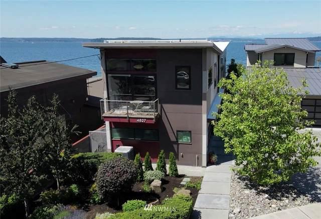 4827 Beach Drive SW, Seattle, WA 98116 (#1794031) :: Costello Team