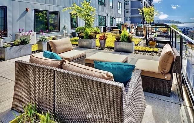 76 Cedar Street #422, Seattle, WA 98121 (#1794076) :: Ben Kinney Real Estate Team