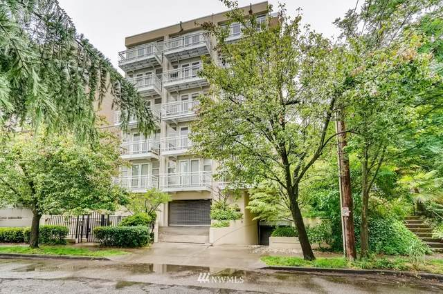 322 Belmont Avenue E #303, Seattle, WA 98102 (#1794253) :: Costello Team