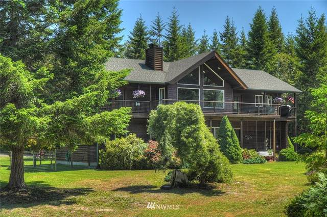 74 Mount Walker View Drive, Quilcene, WA 98376 (#1794640) :: Pacific Partners @ Greene Realty