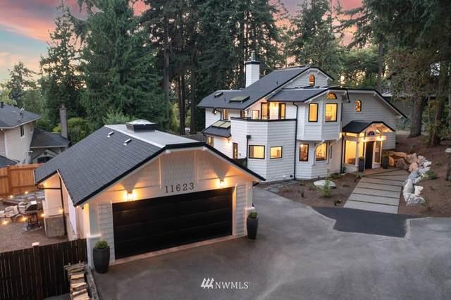 11623 73rd Place NE, Kirkland, WA 98034 (#1796493) :: Better Homes and Gardens Real Estate McKenzie Group
