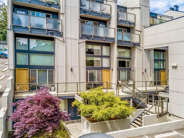 7307 Sand Point Way NE B728, Seattle, WA 98115 (#1802113) :: Better Properties Real Estate