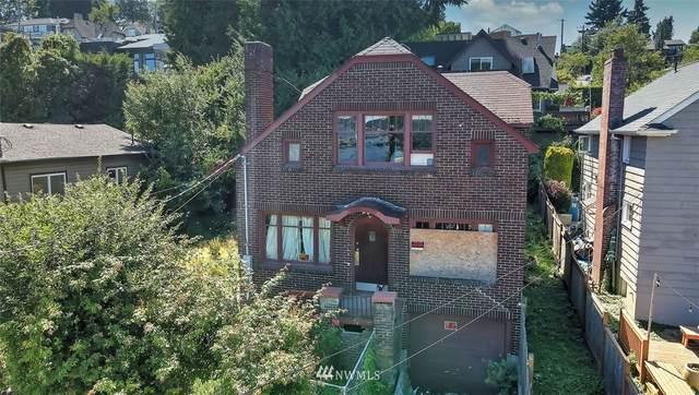 1105 33rd Avenue S, Seattle, WA 98144 (#1803422) :: Keller Williams Realty