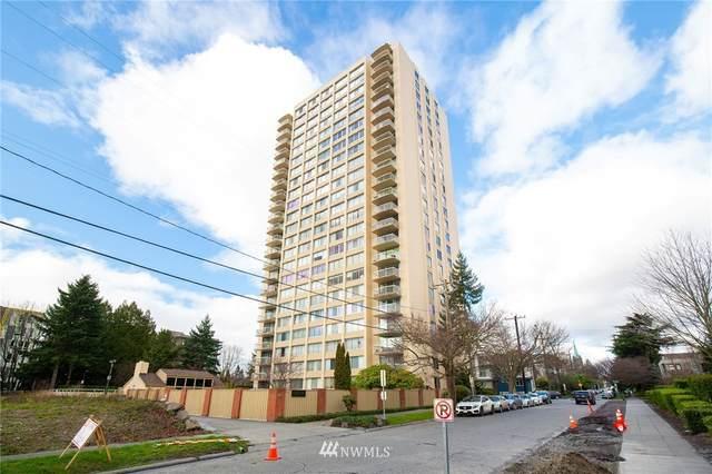 4540 8th Avenue NE #1806, Seattle, WA 98105 (#1806379) :: Lucas Pinto Real Estate Group
