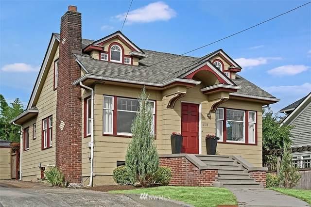 6313 5th Avenue NE, Seattle, WA 98115 (#1807317) :: Ben Kinney Real Estate Team