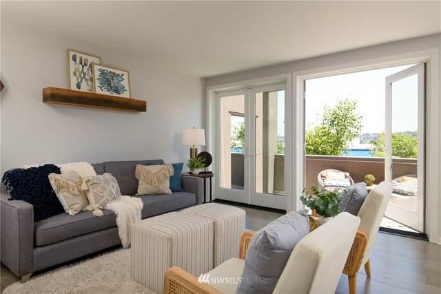 2101 Westlake Avenue N #102, Seattle, WA 98109 (#1807375) :: Lucas Pinto Real Estate Group