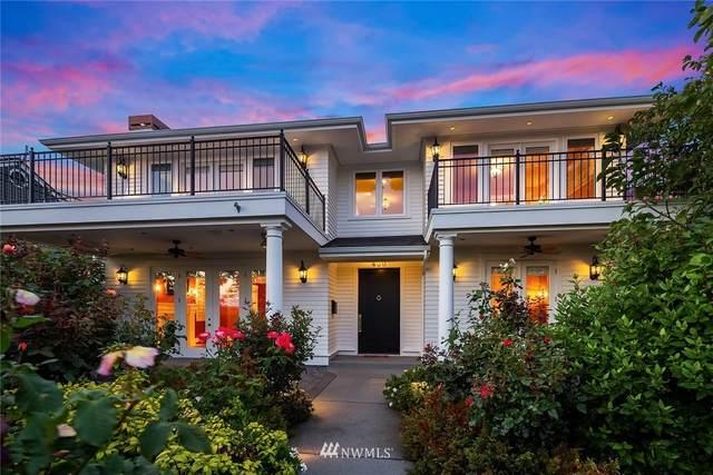 430 11th Avenue W, Kirkland, WA 98033 (#1809092) :: Ben Kinney Real Estate Team
