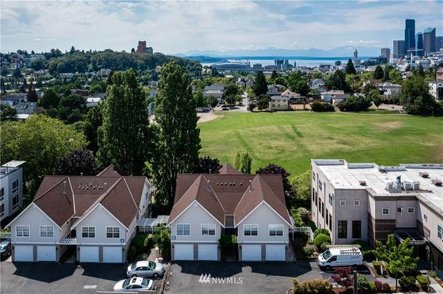 815 23rd Avenue S #A4, Seattle, WA 98144 (#1809560) :: Tribeca NW Real Estate