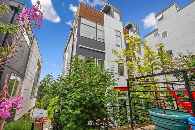 1718 27th Avenue B, Seattle, WA 98122 (#1810355) :: Shook Home Group