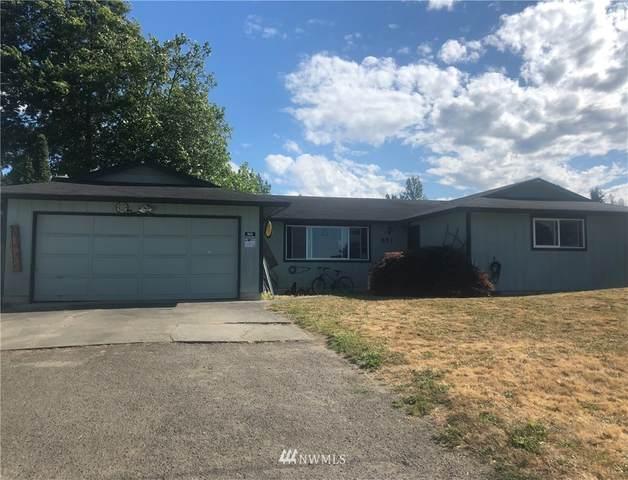 851 E Belfield Avenue, Sequim, WA 98363 (#1810380) :: Ben Kinney Real Estate Team