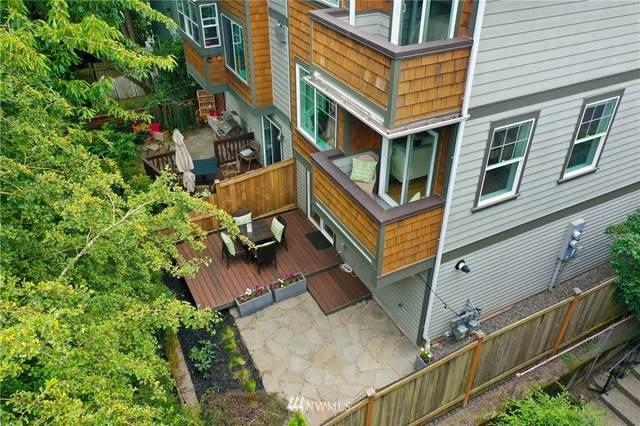 4260 Winslow Place N B, Seattle, WA 98103 (#1810433) :: McAuley Homes