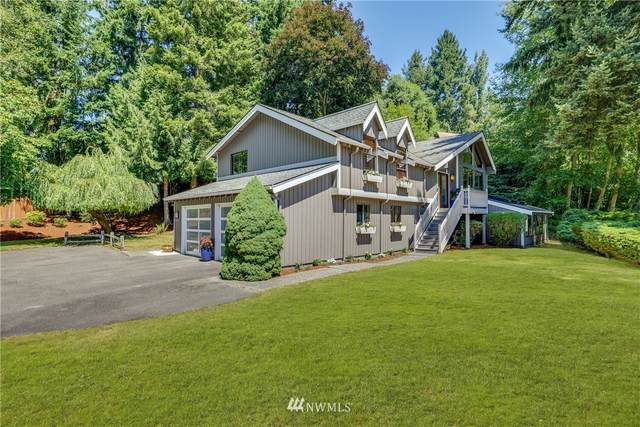 3322 NE 200th Court, Lake Forest Park, WA 98155 (#1811651) :: The Snow Group