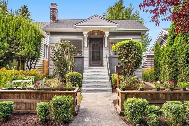514 N 78th Street, Seattle, WA 98103 (#1812450) :: Alchemy Real Estate