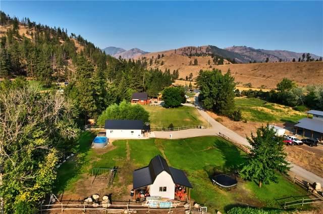 5 N Gold Creek Road, Carlton, WA 98814 (MLS #1812759) :: Nick McLean Real Estate Group