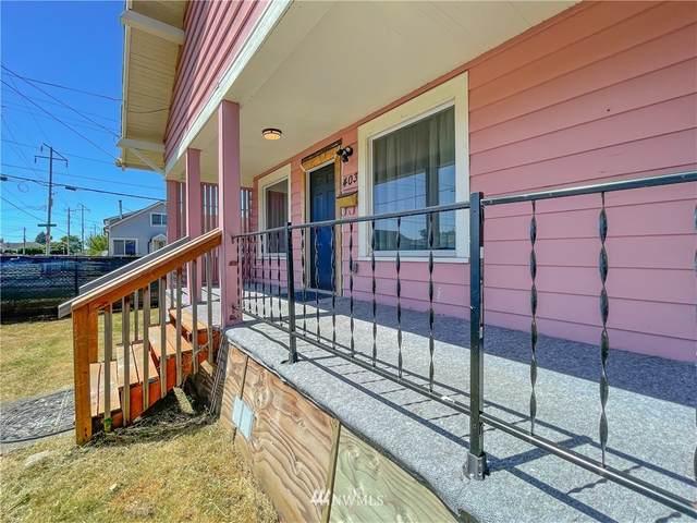 403 Eklund Avenue, Hoquiam, WA 98550 (#1813711) :: Ben Kinney Real Estate Team